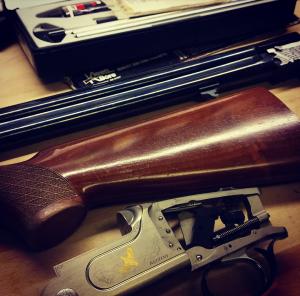 Vedlikehold av våpen